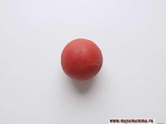Большой шарик