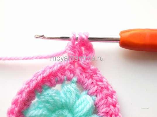Вязание пасхального кролика