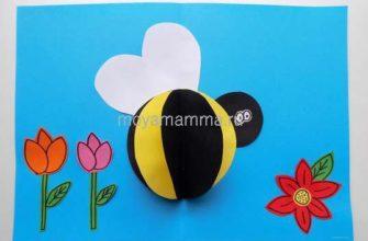 пчелка из кругов