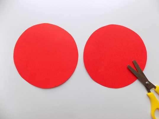 2 круга диаметром 12 см